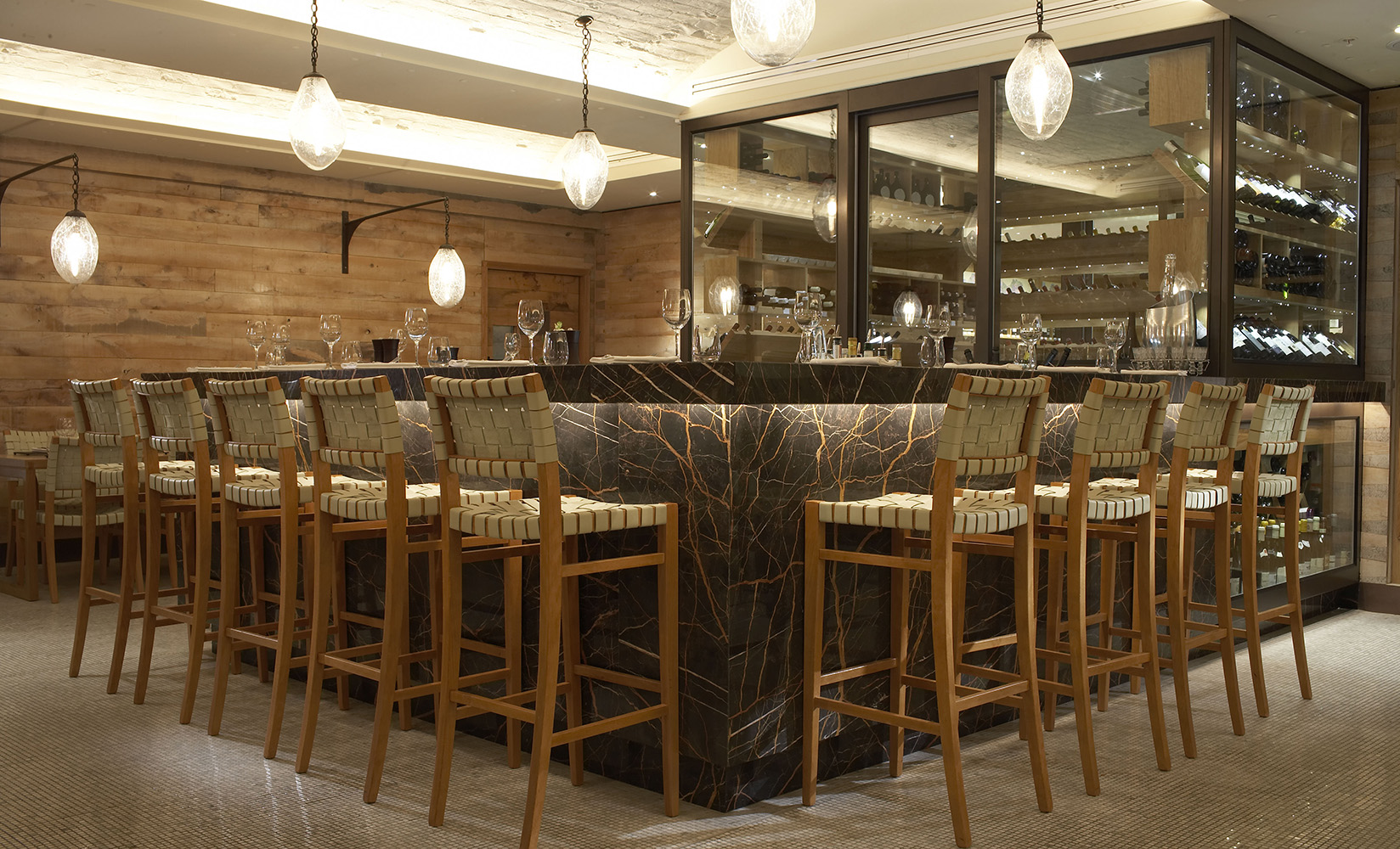 1707 Wine Bar Mayfair London