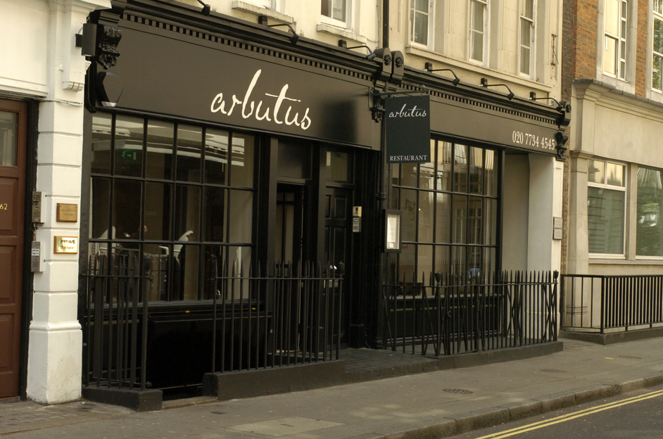 Arbutus Images Soho London