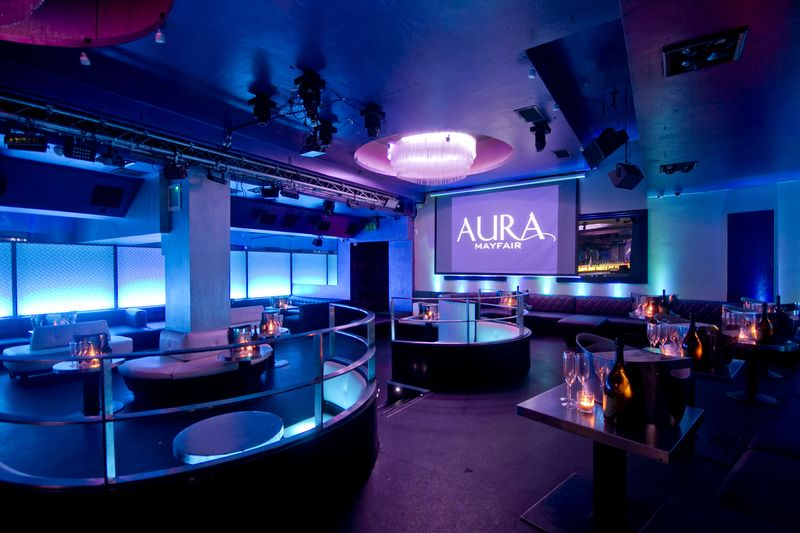 Aura Mayfair Club