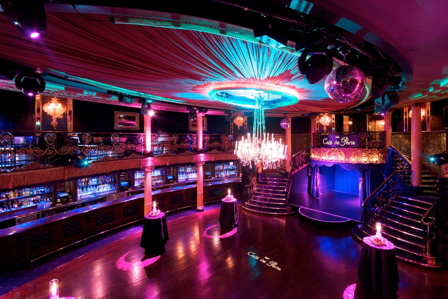 Cafe de Paris Club London