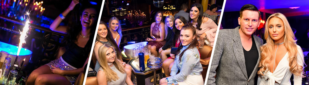Cafe de Paris London VIP Table