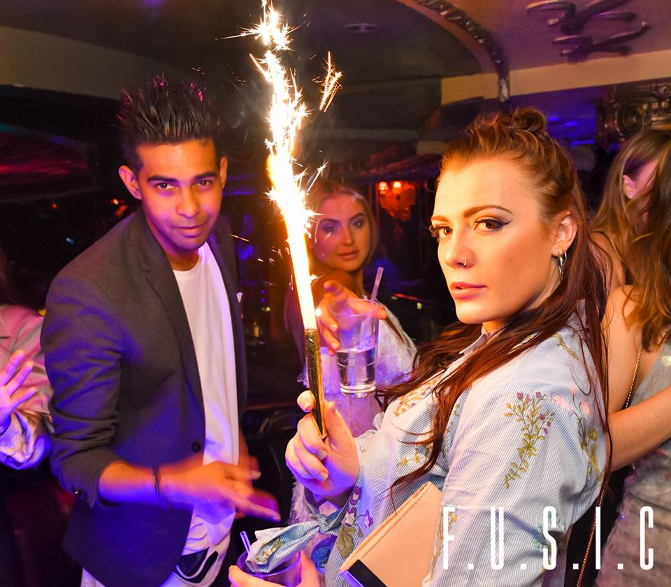 Cafe de Paris VIP Birthdays