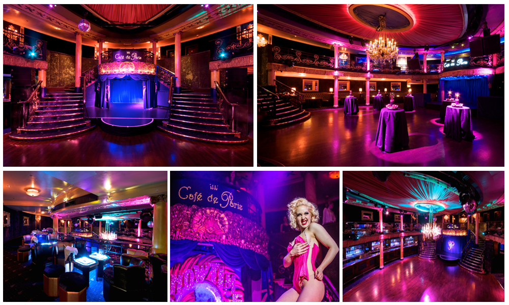 Cafe de Paris London Photos