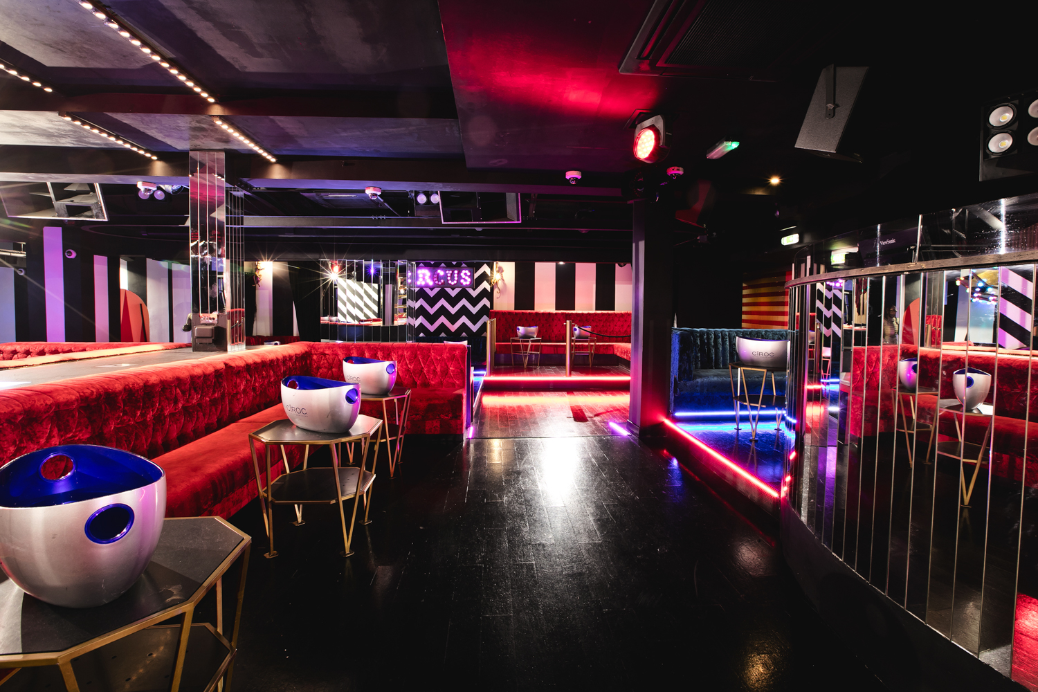 Cirque le Soir Mayfair