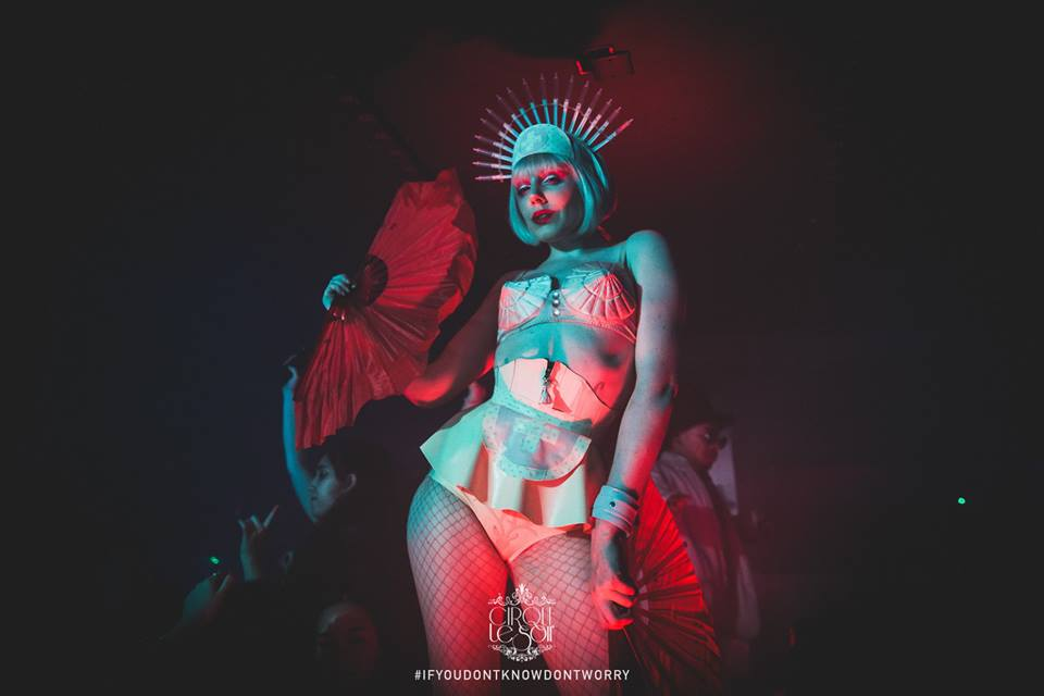 Cirque le Soir Entry Price