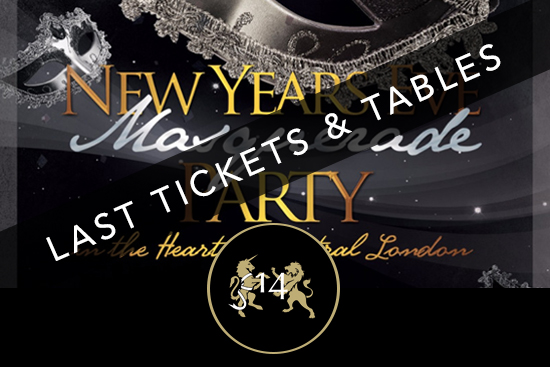 Club 14 New Year's Eve 2017