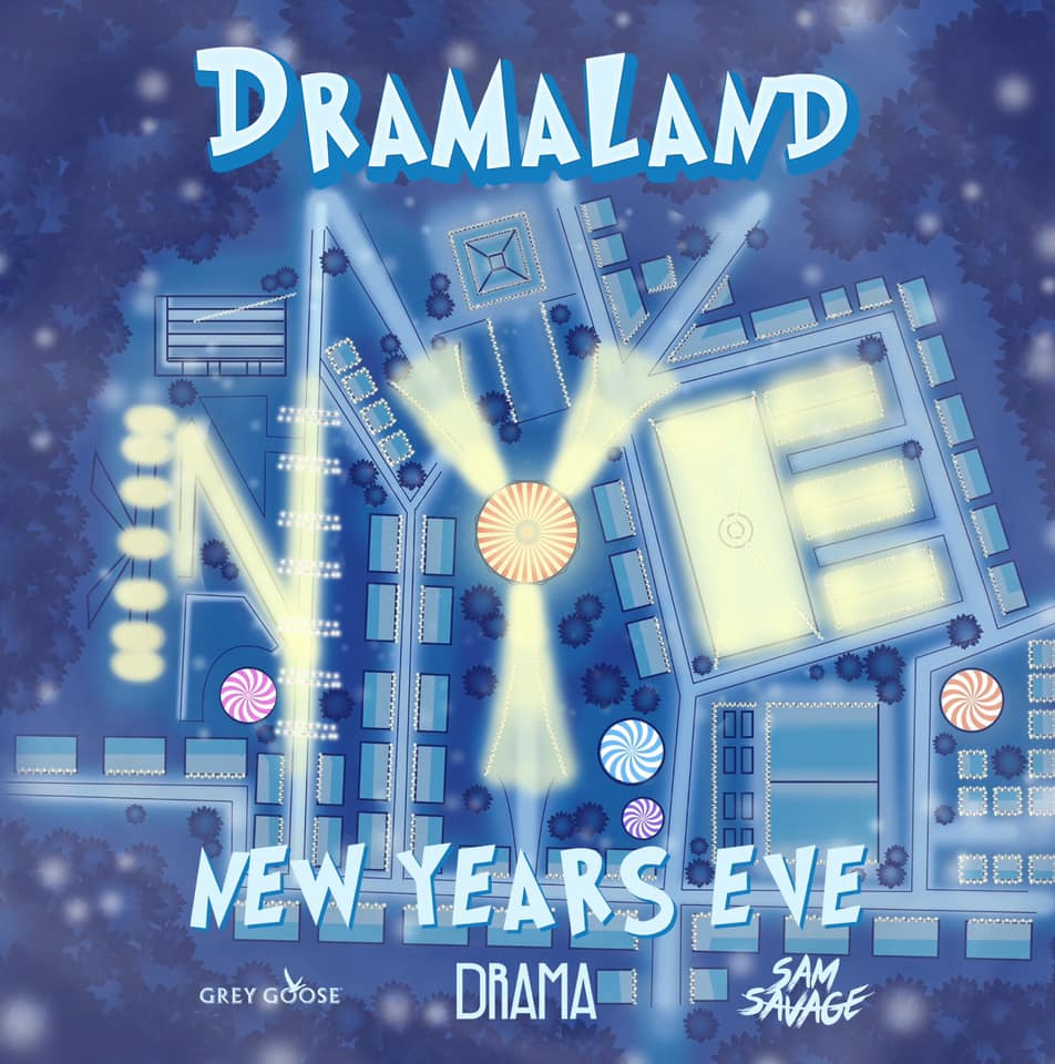 Drama New Years Eve