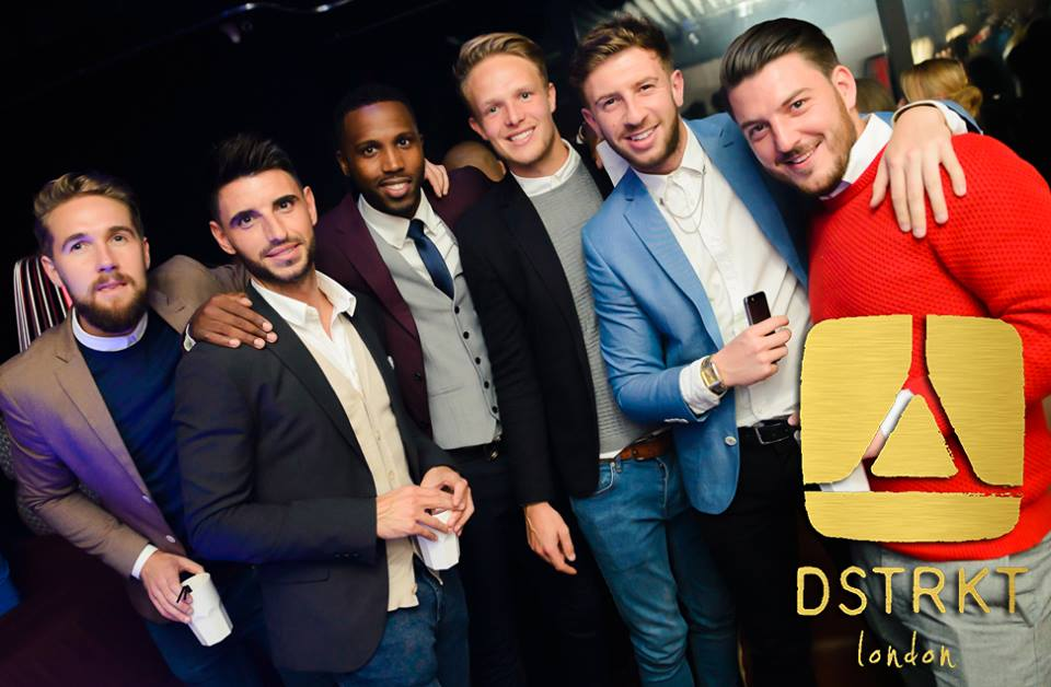 Dstrkt London Gents Dress Code