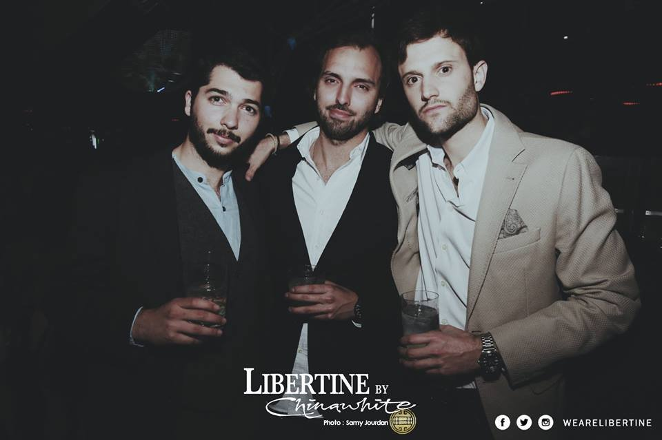 Libertine Gents Dress Code