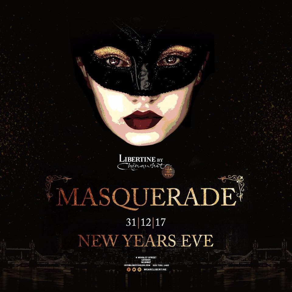 New Years Eve Libertine London