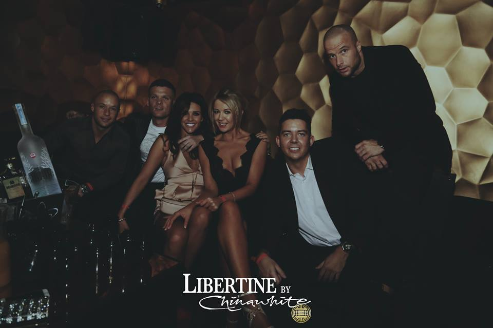 Gents Dress Code Libertine by Chinawhite