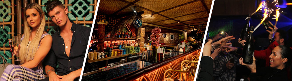 Mahiki Kensigton VIP Tables
