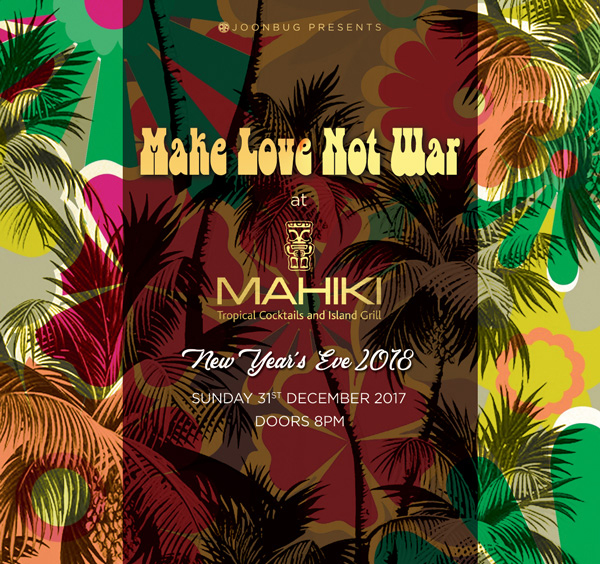 Mahiki Mayfair New Year's Eve 2017