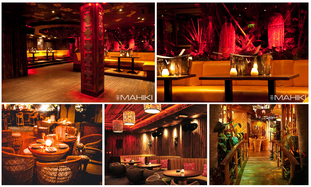 Mahiki Mayfair Club Photos