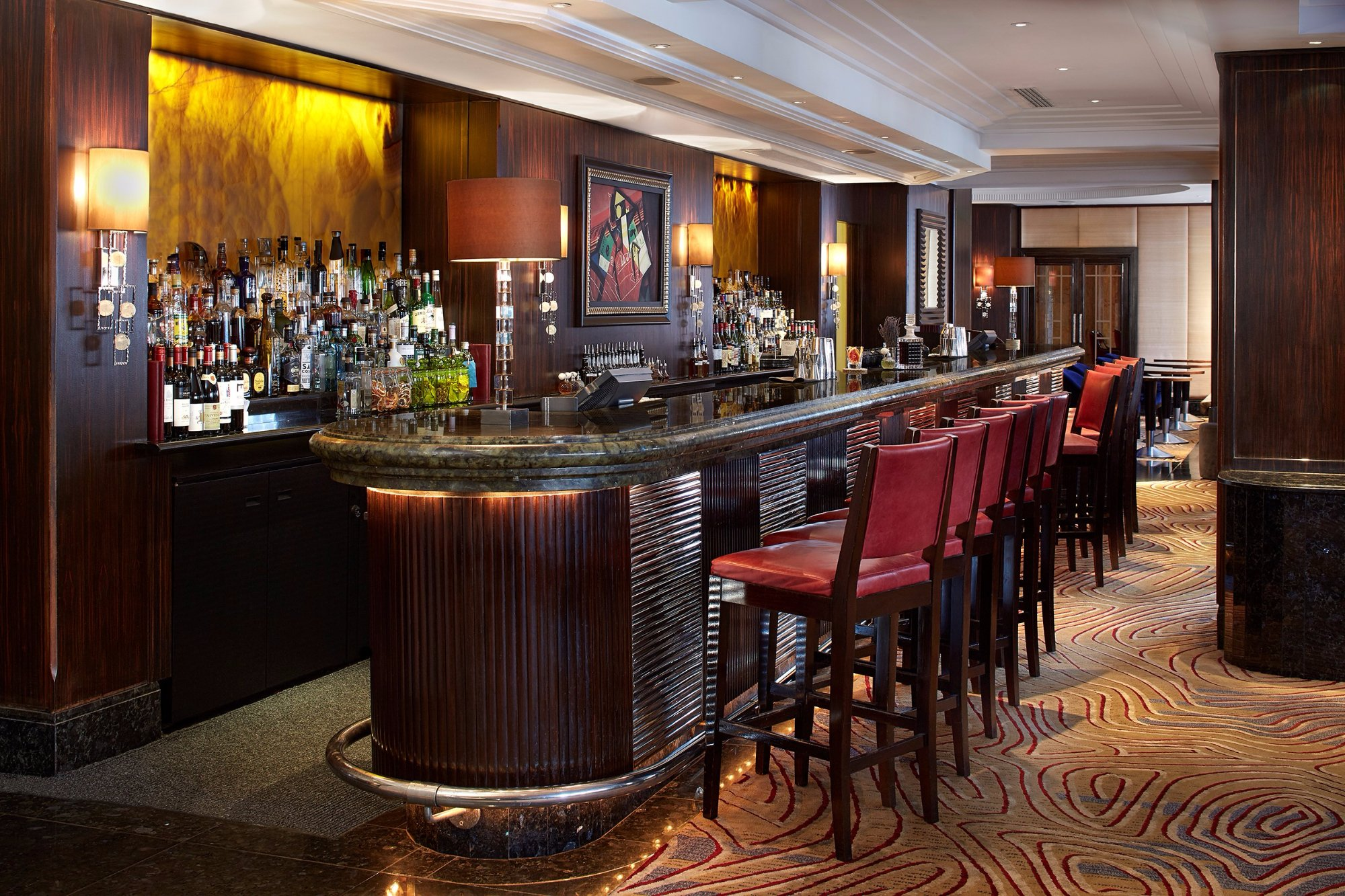 Polo Bar Westbury Hotel London