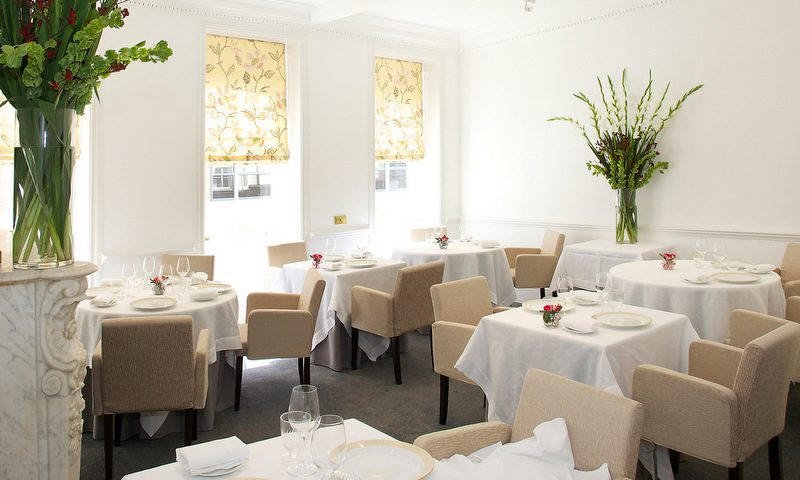Restaurant Gauthier London Photo