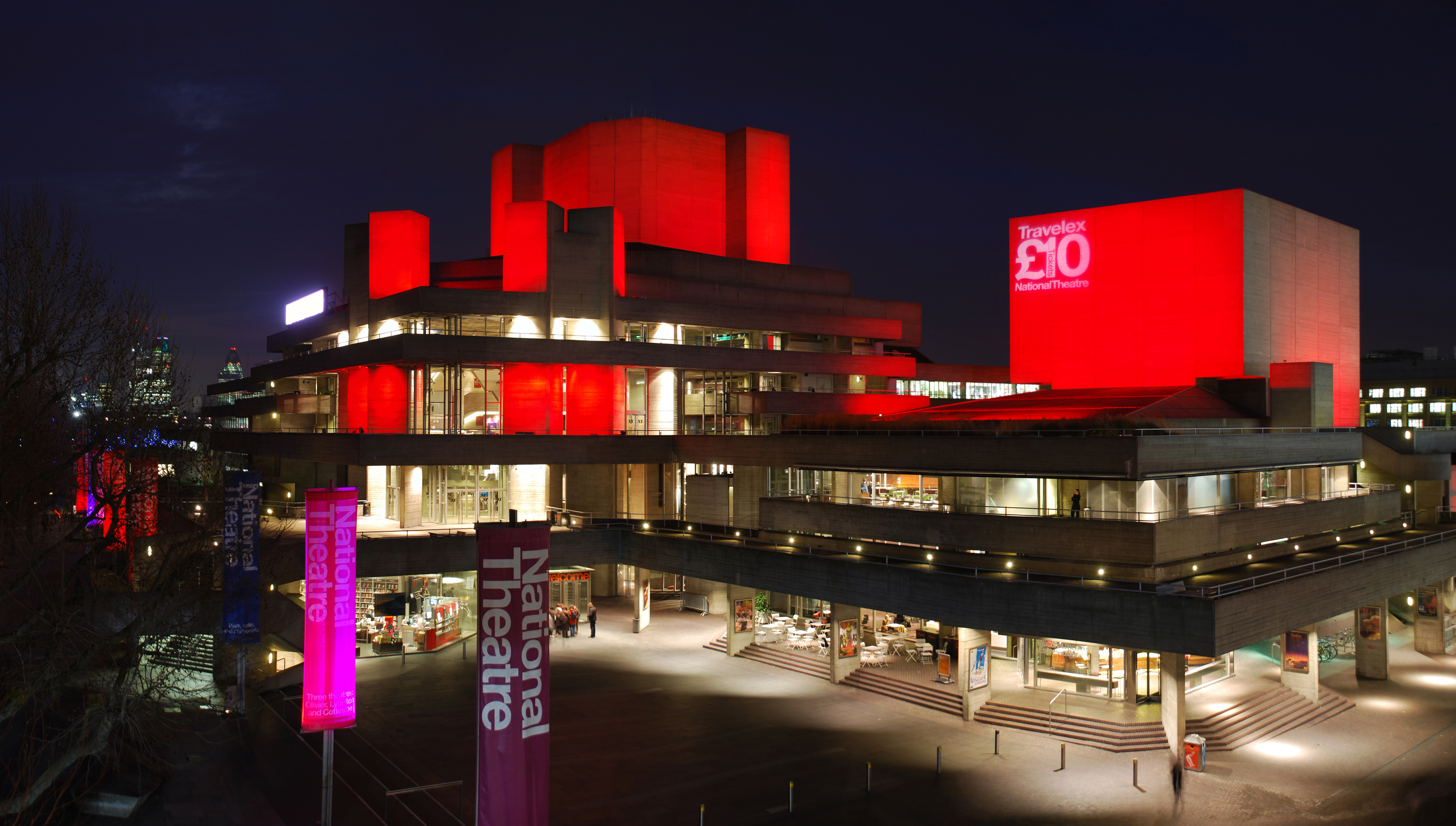 Royal National Theatre London