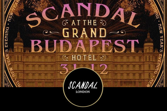 Scandal New Years Eve