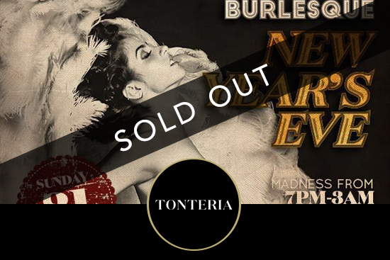 Tonteria New Years Eve
