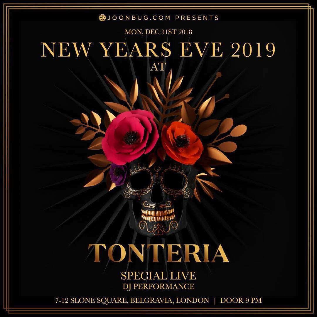 Tonteria New Year's Eve