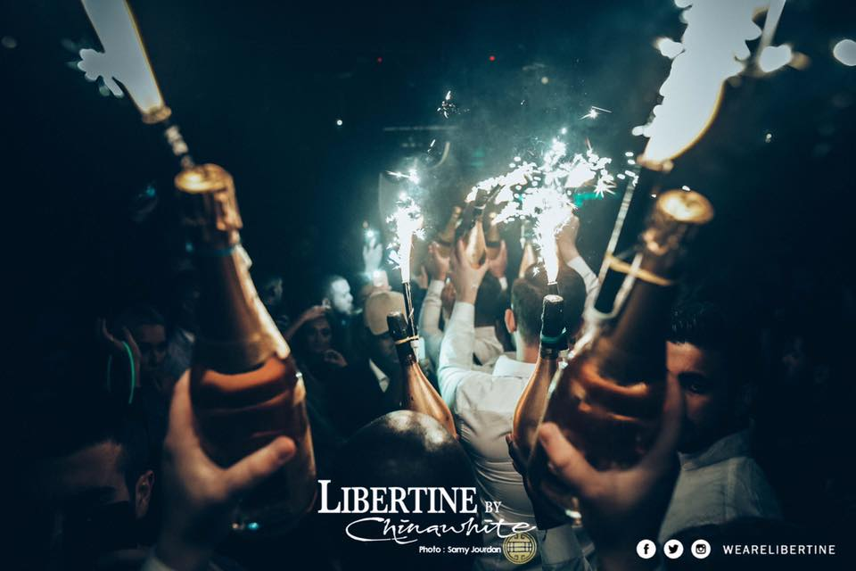 Libertine by Chinawhite VIP Tables