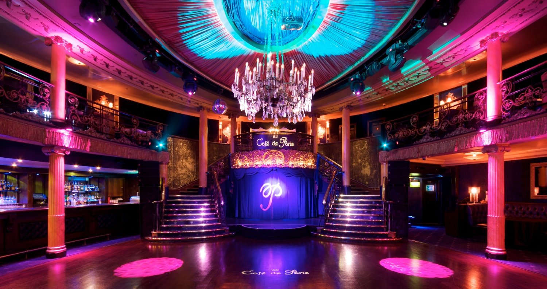 Lux London >> Cafe De Paris Facebook Page
