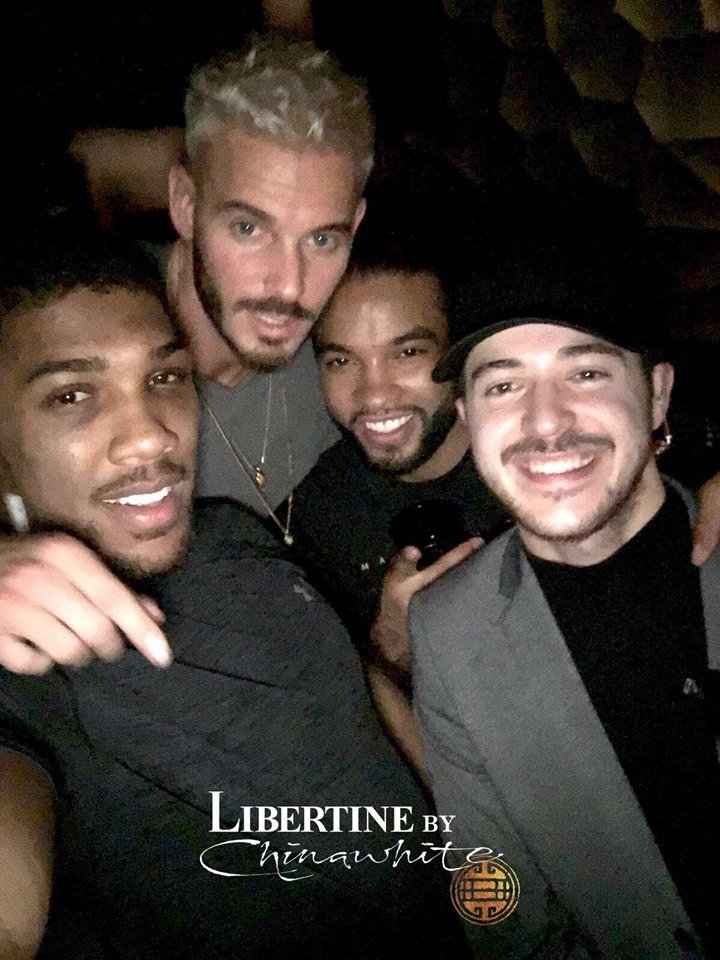 Celebrities Libertine by Chinawhite