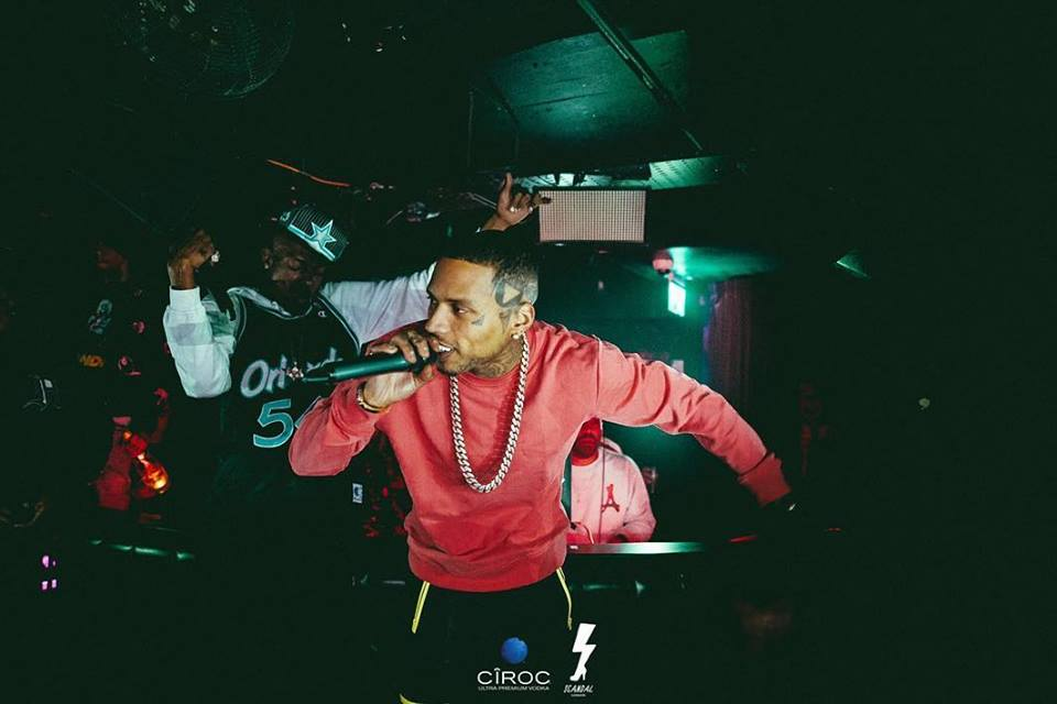 Kid Ink Scandal London
